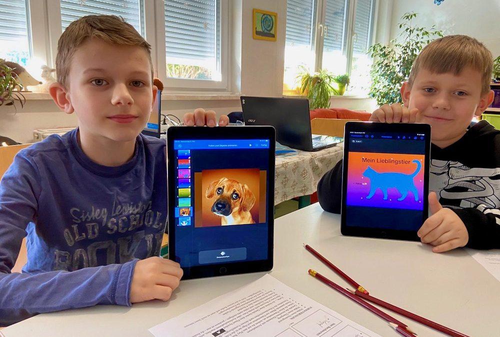 eEducation+ Kooperation mit der VS Rotenturm