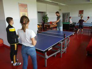 UVÜ -  Tischtennis